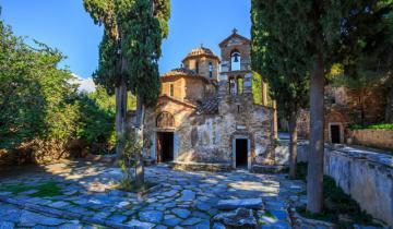 Monastery in Kaisariani