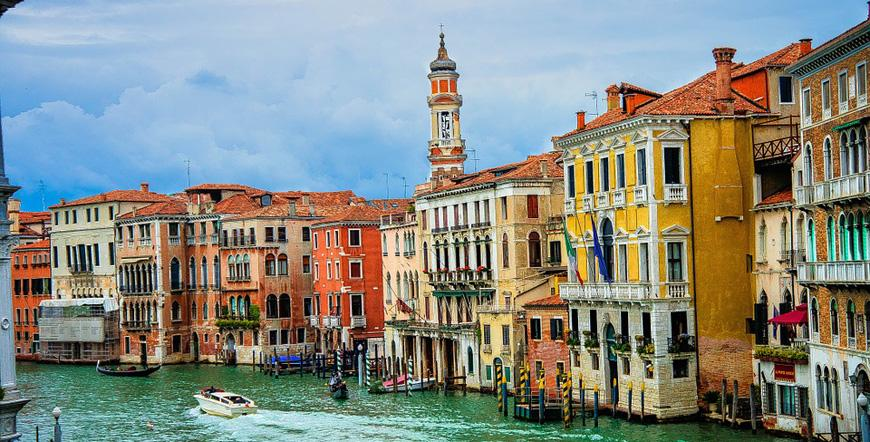 Top 10 Places in Italy